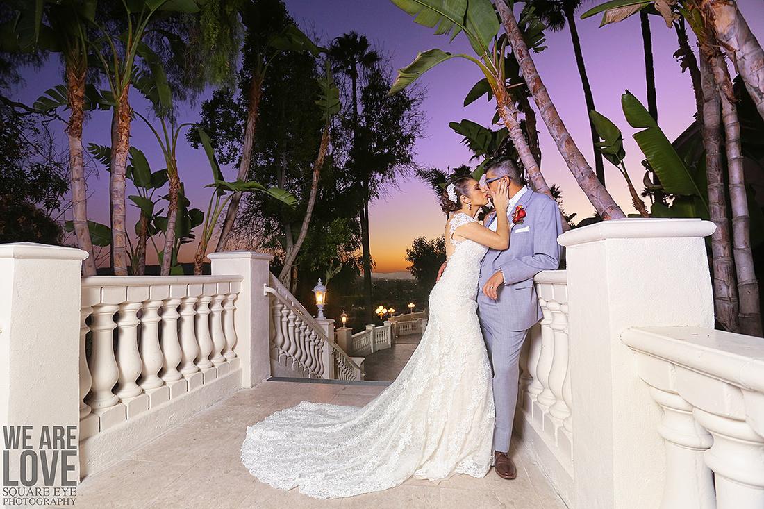 Coco Palm Restaurant In Pomona Wedding Venue California Square Eye Photography